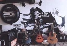 Quán cafe Acoustic ở Nha Trang