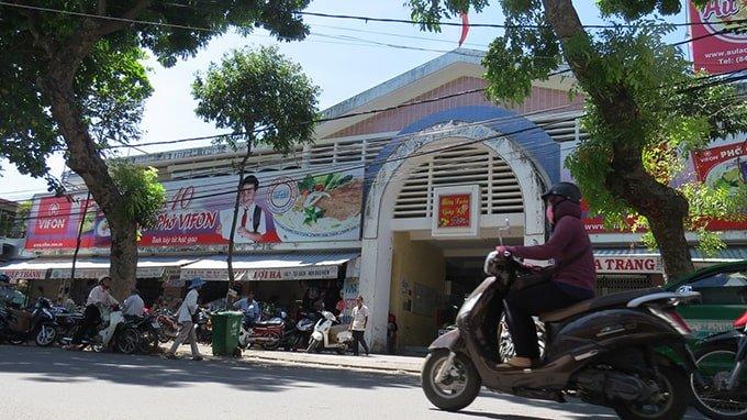 các chợ ở Nha Trang