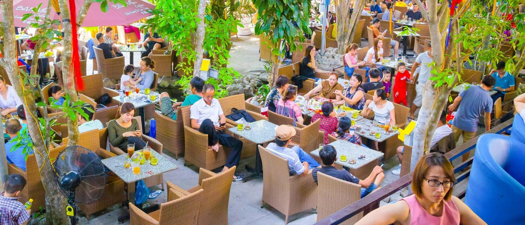 quán cafe gần ga nha trang