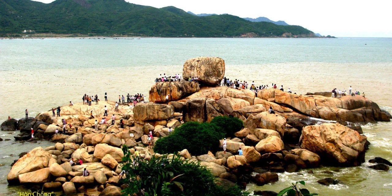 Những bãi biển đẹp Nha Trang