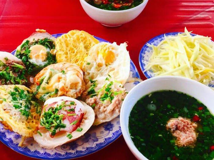 Quán Bánh Căn Nha Trang
