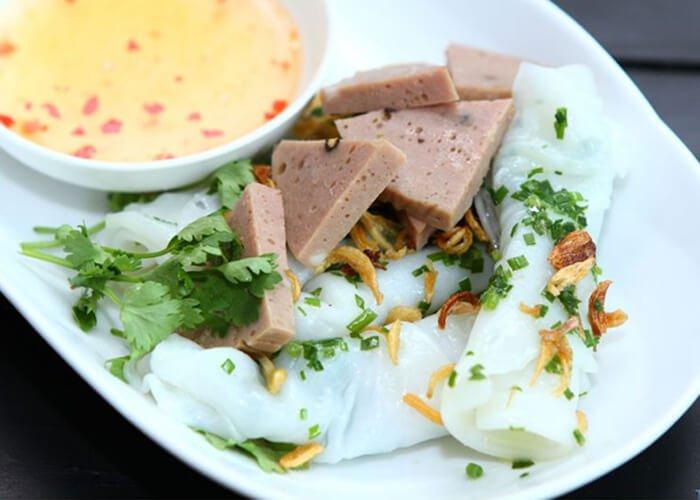 Quán Bánh Ướt Ngon Ở Nha Trang