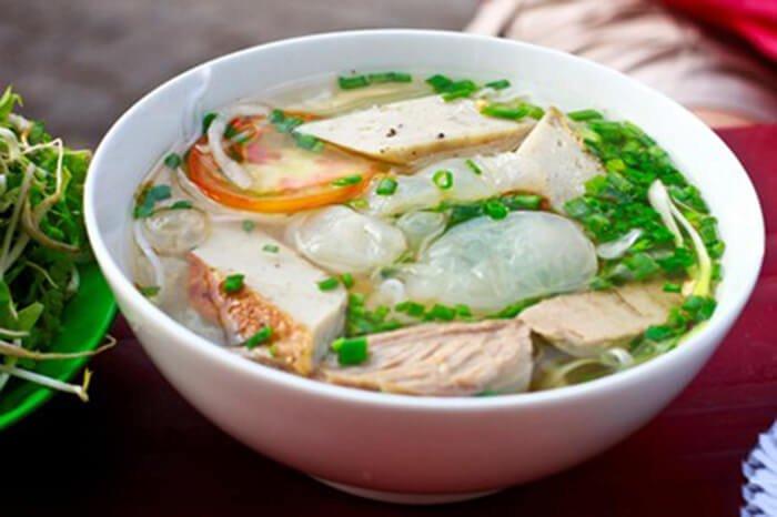 Quán Bún Sứa Ngon Nha Trang