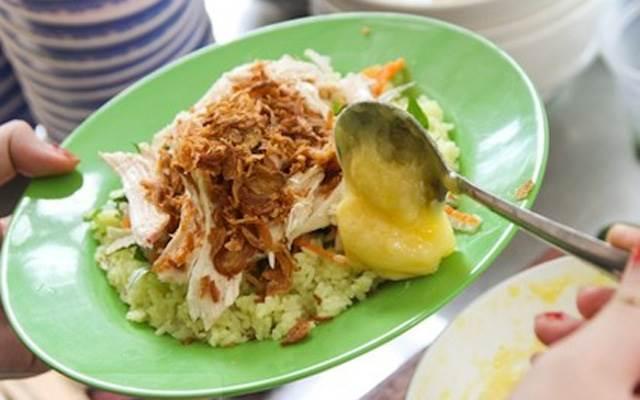 Quán cơm gà ngon Nha Trang