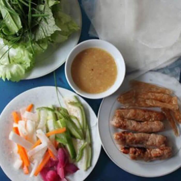 Quán Nem Nướng Ninh Hòa Ở Nha Trang