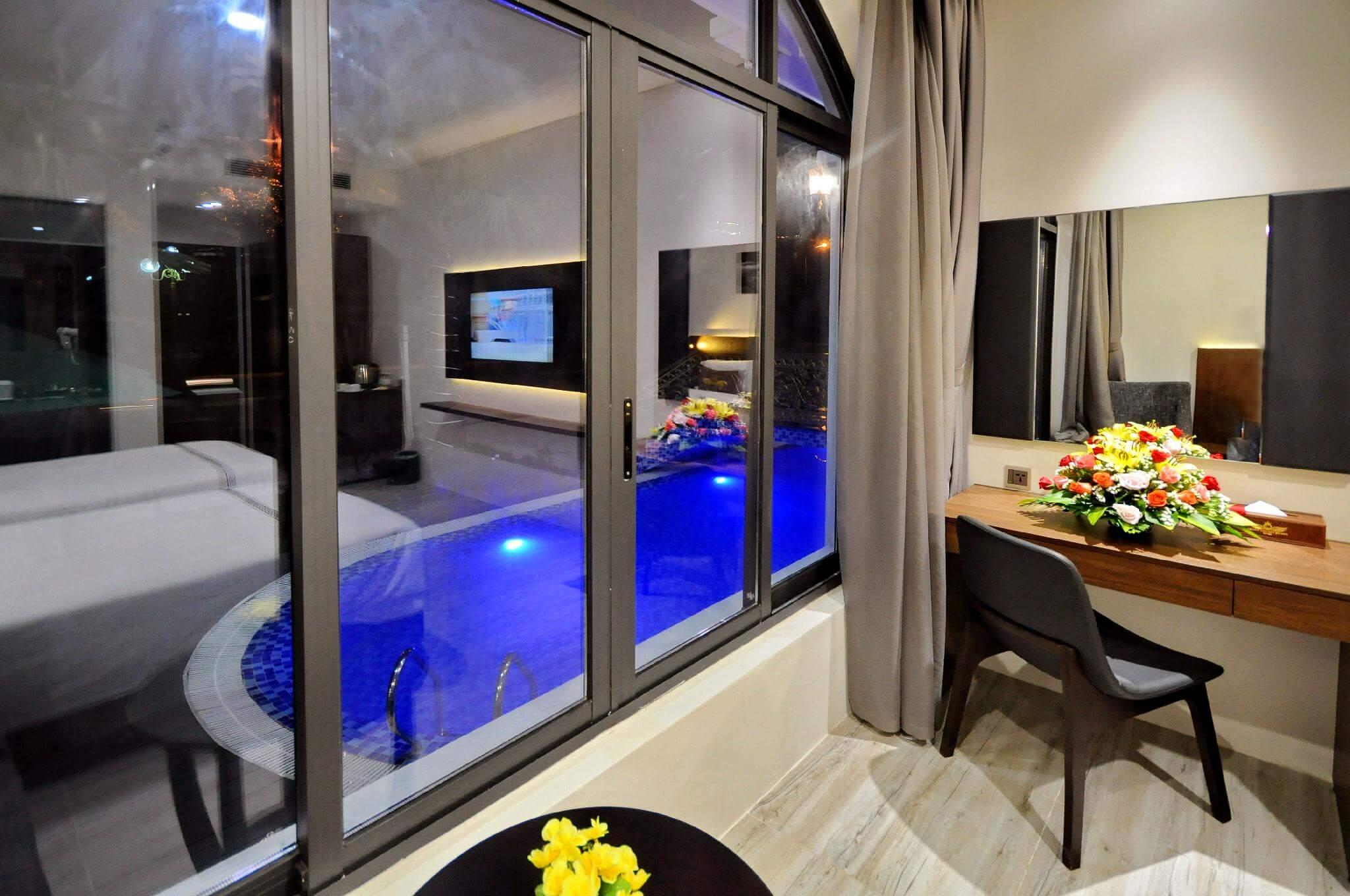 kinh nghiệm ở khách sạn Nha Trang