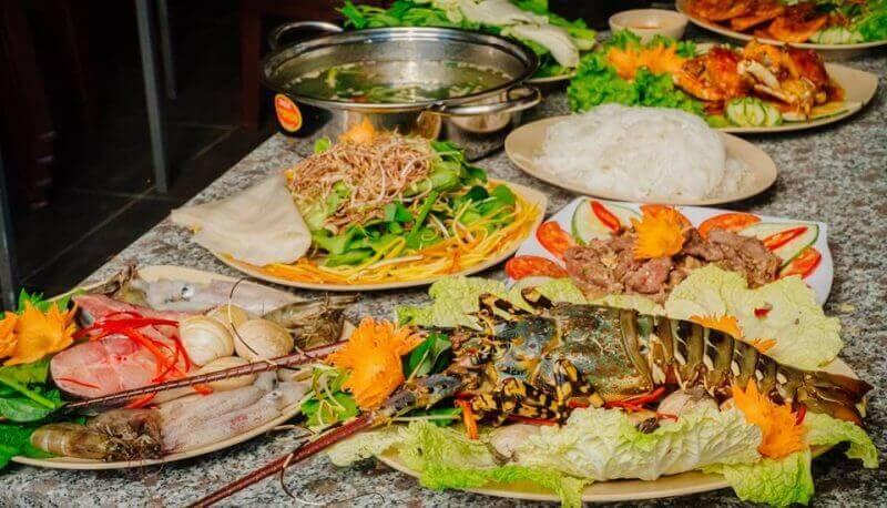 nhà hàng Trung Quốc nổi tiếng tại Nha Trang
