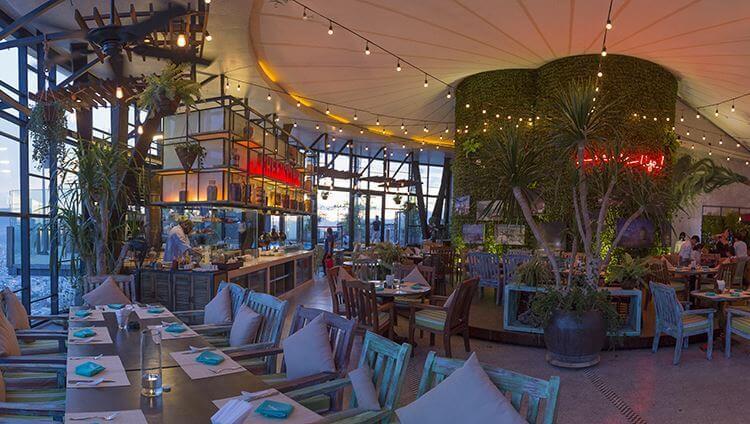 nhà hàng buffet hải sản tại Nha Trang