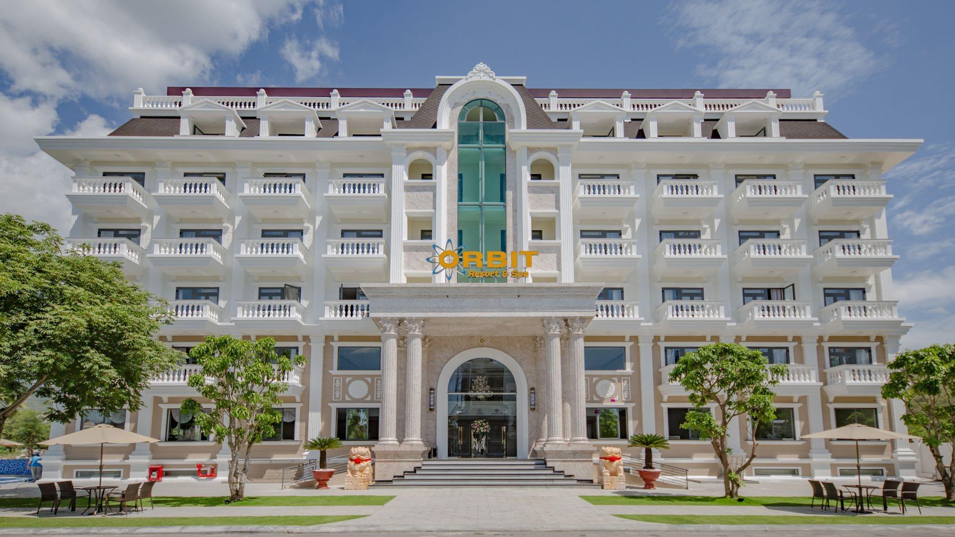 Resort Nha Trang Có Bãi Biển Riêng - Orbit Resort & Spa Nha Trang