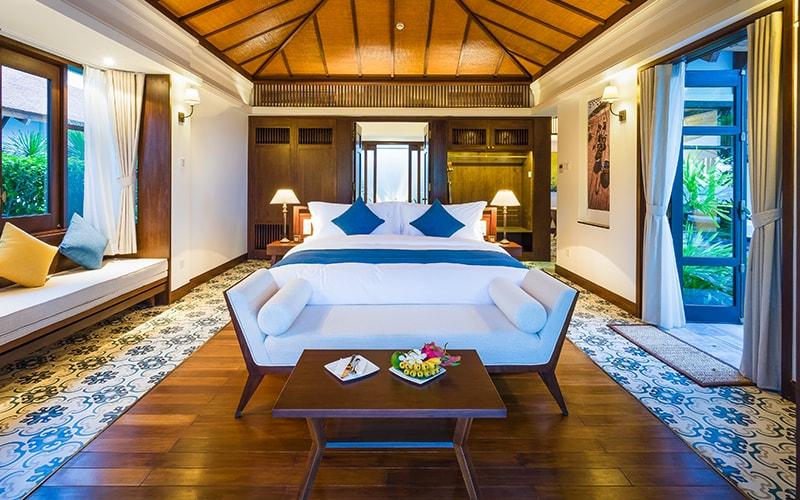 Resort Nha Trang Có Bãi Biển Riêng - The Anam Resort Nha Trang