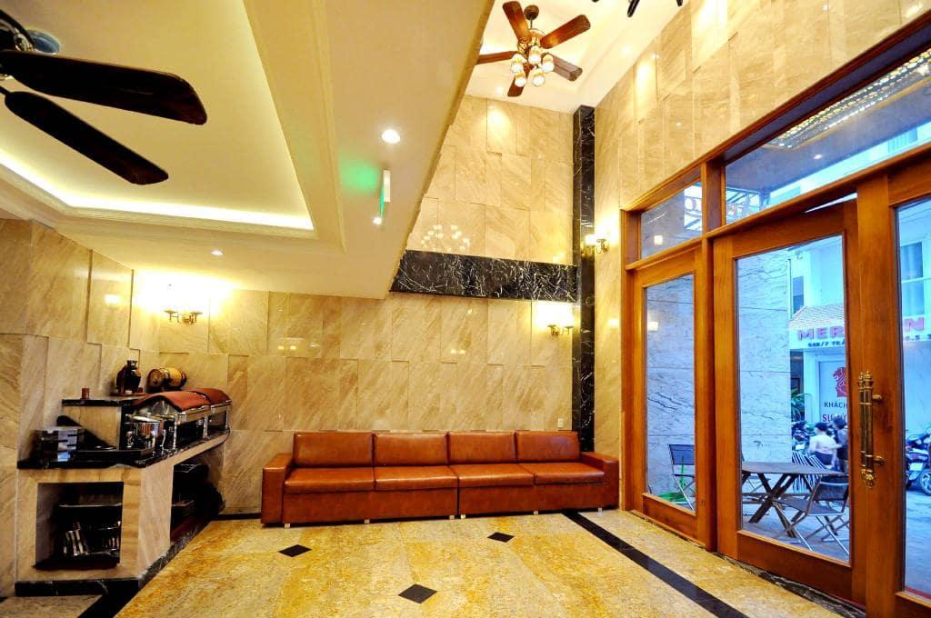 Khách Sạn Gần Bến Xe Nha Trang - Apollo Hotel Nha Trang