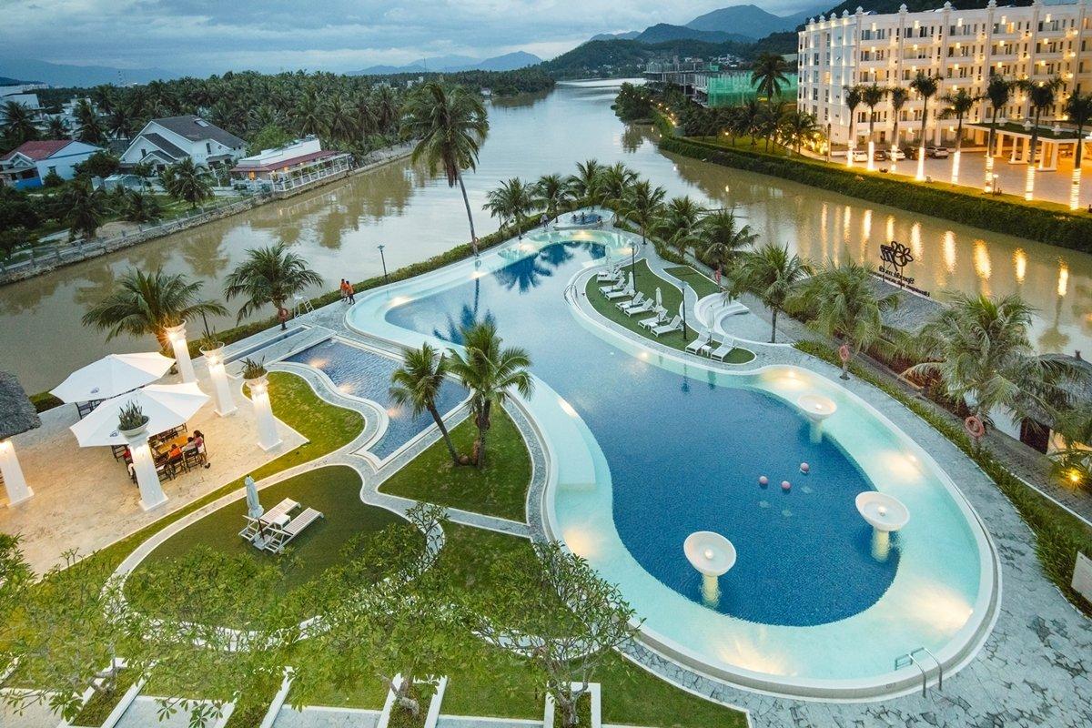 Resort Nha Trang Có Bãi Biển Riêng - Champa Island Nha Trang
