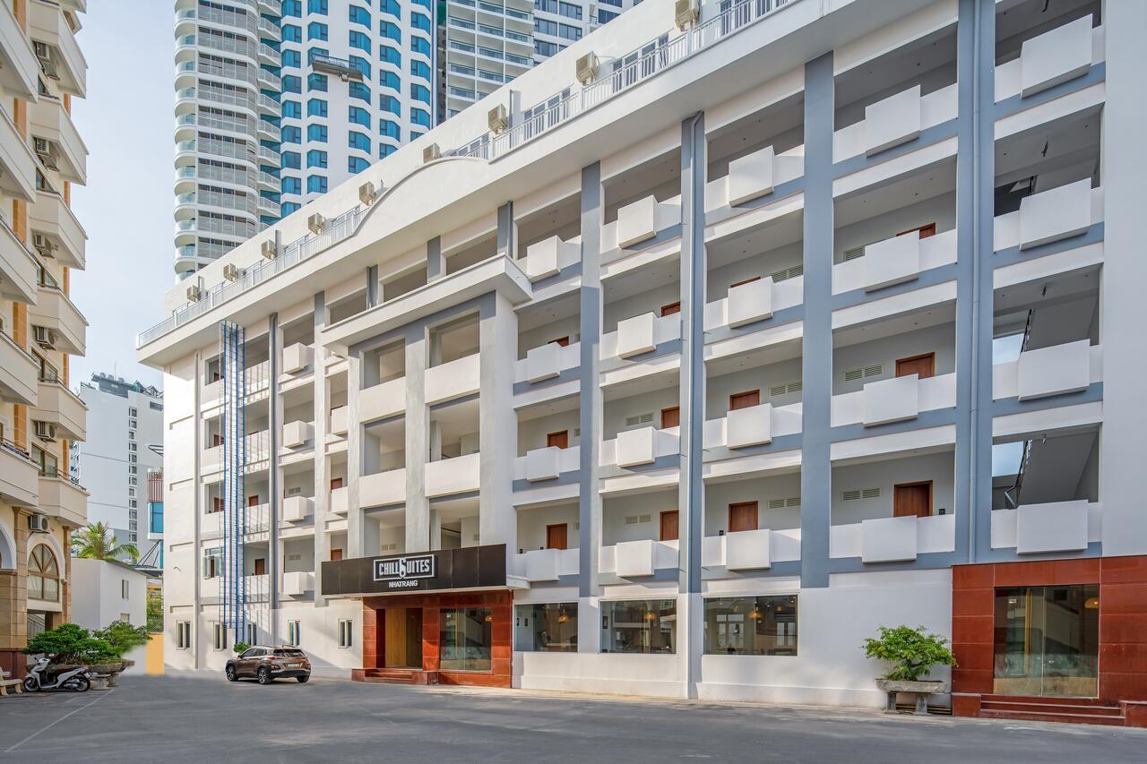 Khách Sạn Gần Bến Xe Nha Trang - Chill Suites Nha Trang