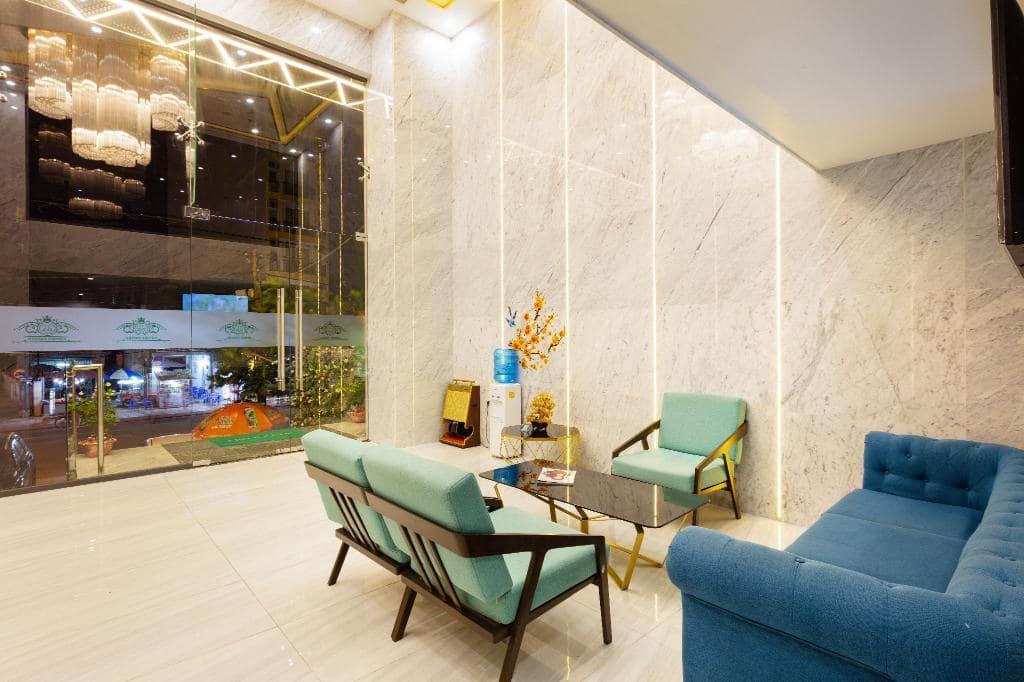 Khách Sạn 4 Sao Đẹp Ở Nha Trang - Crown Hotel Nha Trang