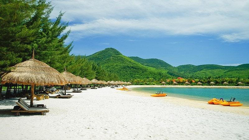 Resort Nha Trang 5 Sao - Diamond Bay Resort & Spa Nha Trang