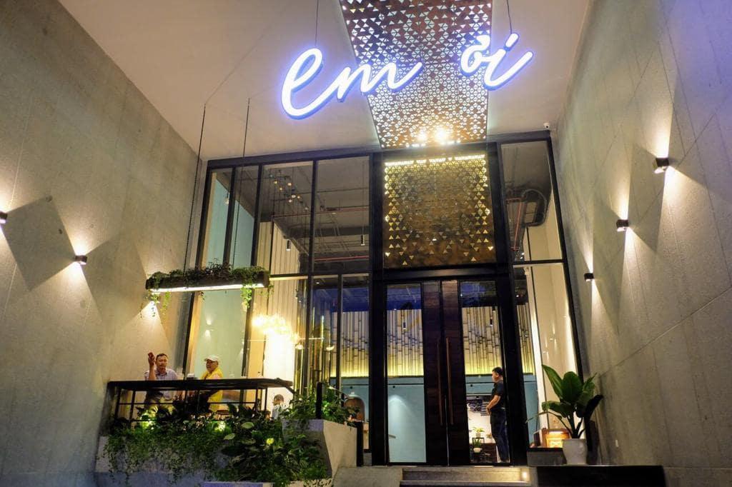 Khách Sạn Gần Bến Xe Nha Trang - Em Oi Hotel Nha Trang