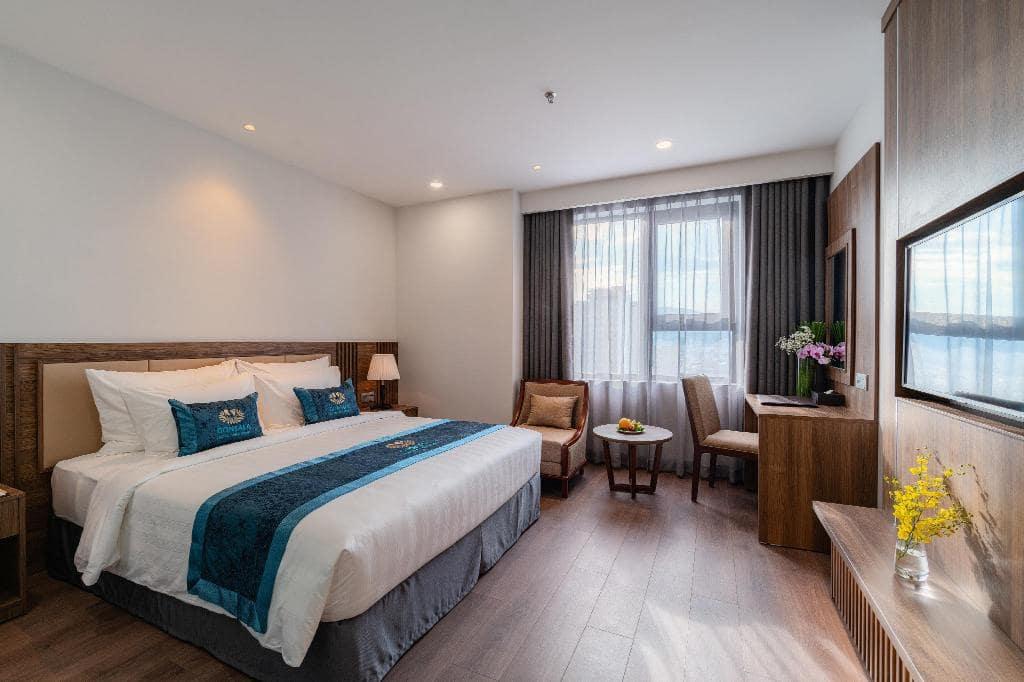 Khách Sạn Gần Bến Xe Nha Trang - Gonsala Hotel Nha Trang