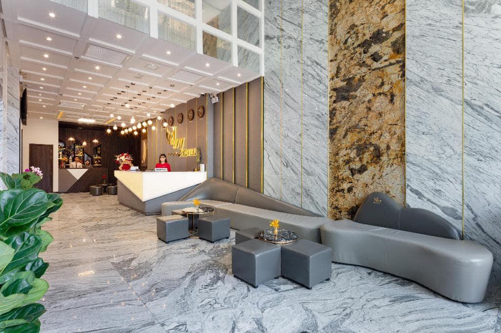 Khách Sạn Gần Bến Xe Nha Trang - Ivy Hotel Nha Trang