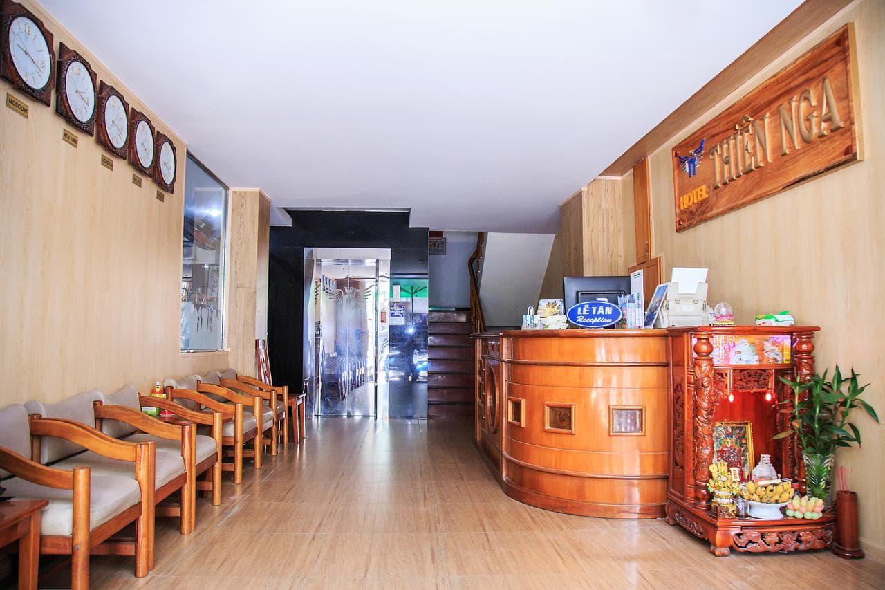 Khách sạn 2 sao Nha Trang đường Trần Phú