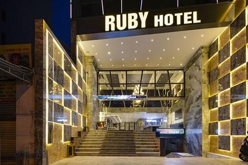 khách sạn 3 sao gần bãi biển nha trang-Ruby Hotel Nha Trang