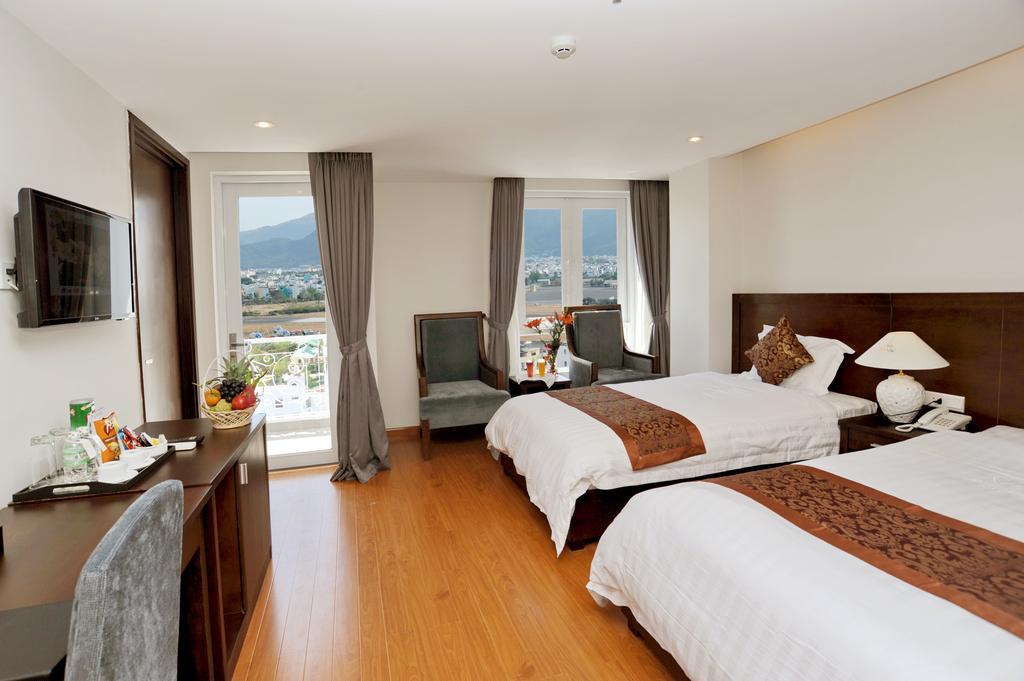 khách sạn 3 sao gần bãi biển nha trang-Hanoi Golden Hotel Nha Trang