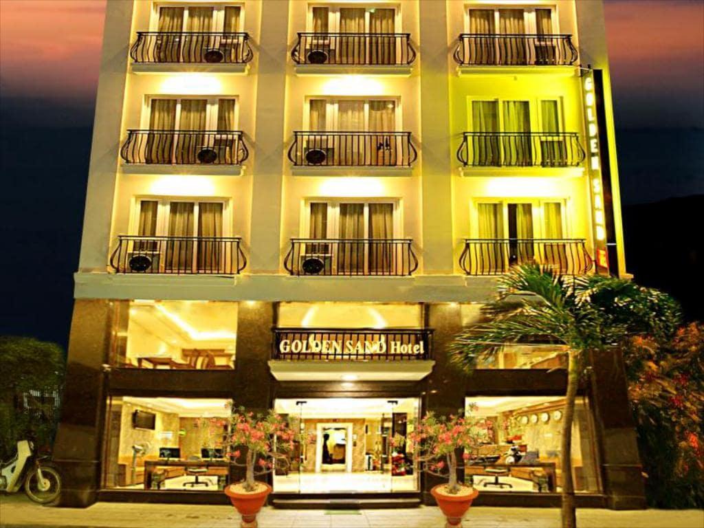 khách sạn 3 sao gần bãi biển nha trang-Golden Sand Hotel Nha Trang