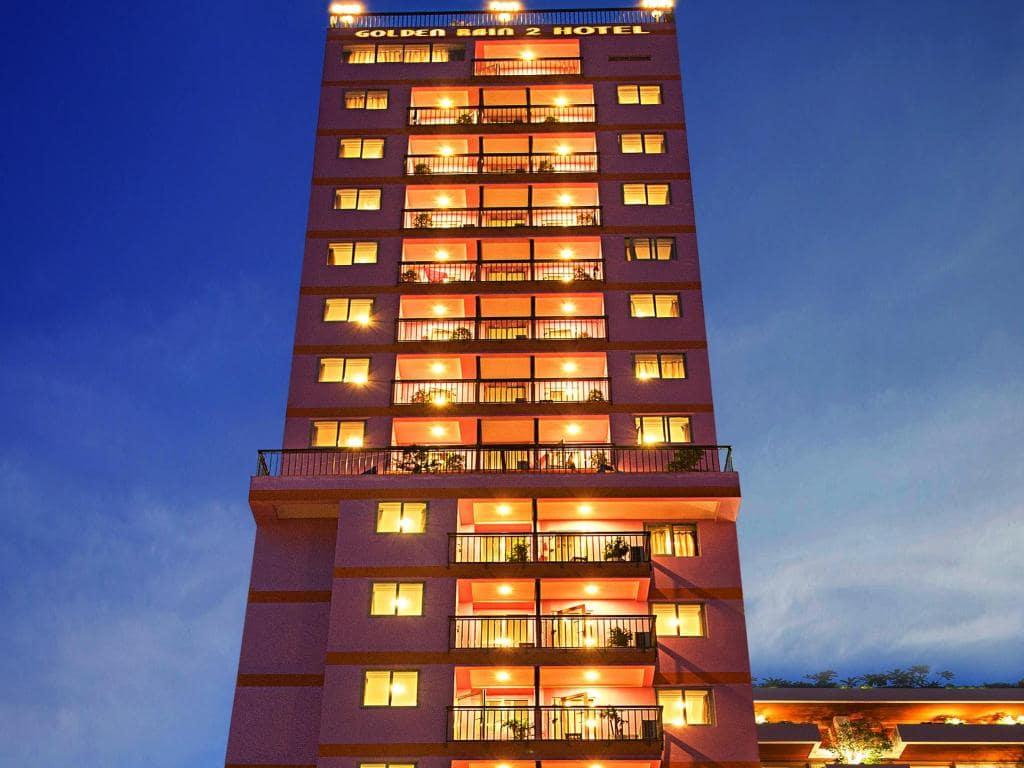 khách sạn 3 sao gần bãi biển nha trang-Golden Rain 2 Hotel Nha Trang