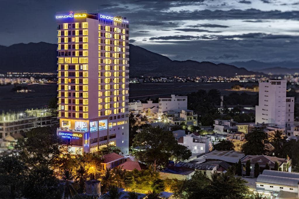 khách sạn 3 sao mặt biển nha trang-Dendro Hotel Nha Trang