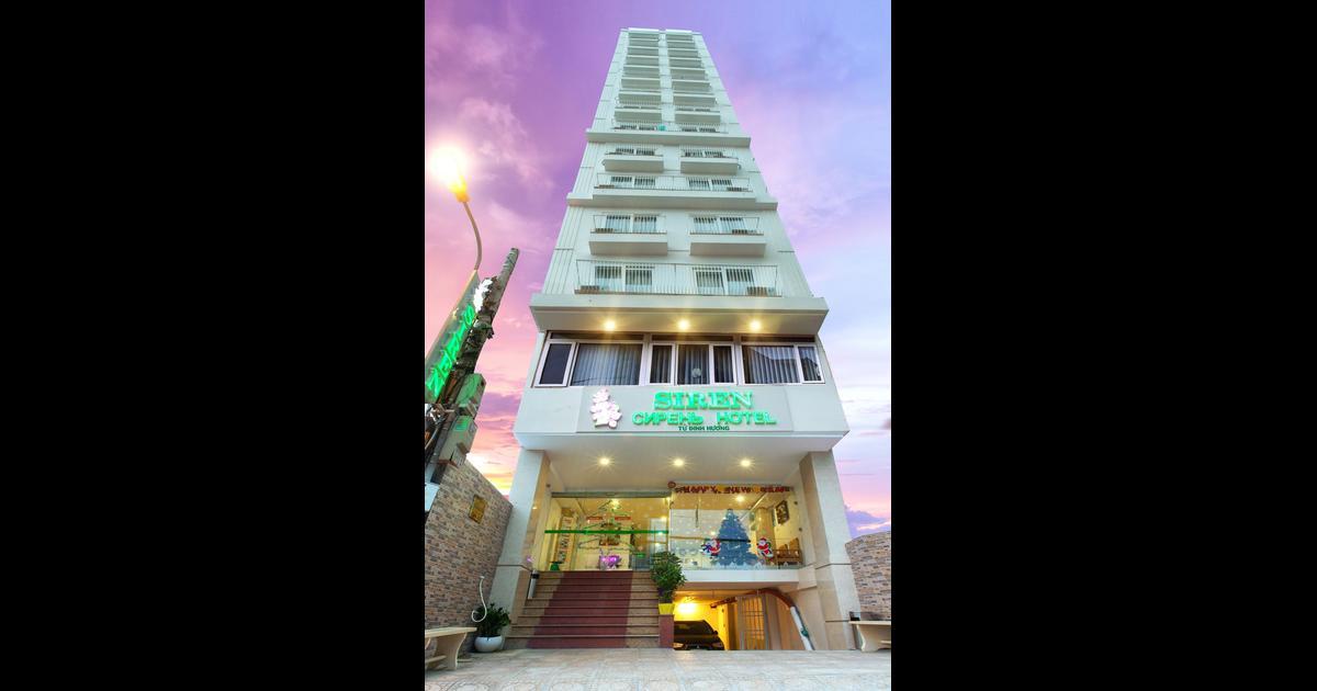 khách sạn 3 sao mặt biển nha trang-Siren Flower Hotel Nha Trang