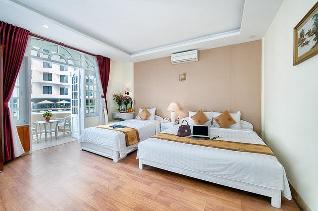 khách sạn 3 sao gần bãi biển nha trang-Palm Beach Hotel Nha Trang