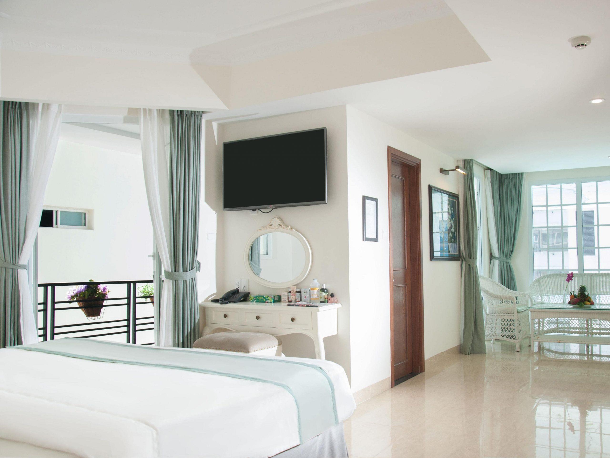 khách sạn 3 sao gần bãi biển nha trang-Pavillon Garden Hotel Nha Trang