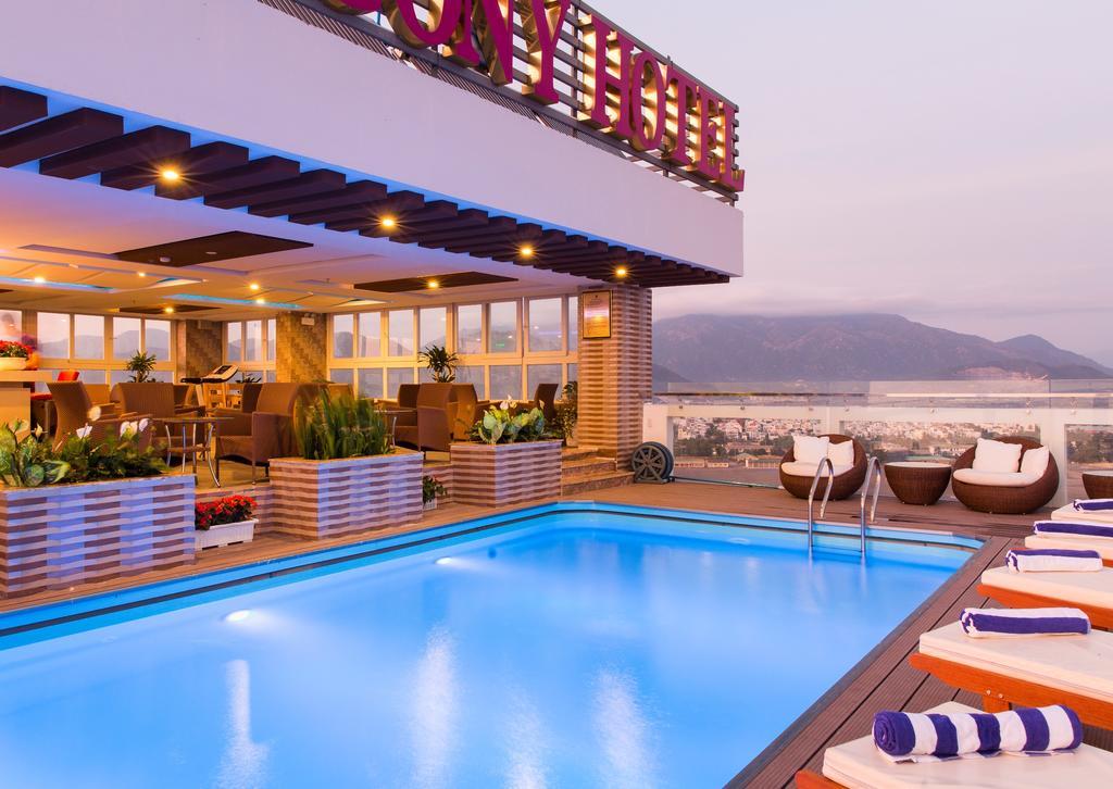 khách sạn 3 sao gần bãi biển nha trang-Balcony Hotel Nha Trang