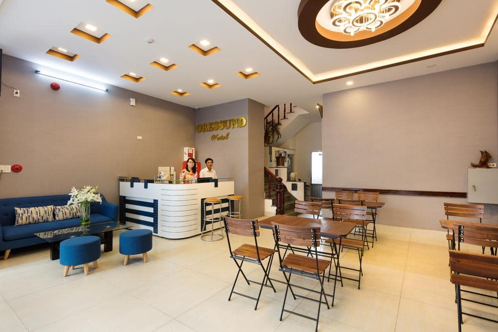 khách sạn 3 sao gần bãi biển nha trang-Oressund Hotel Nha Trang