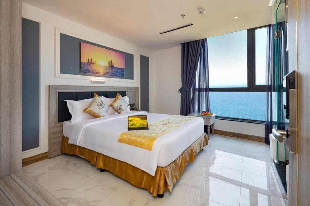 khách sạn 3 sao mặt biển nha trang-Ruby Hotel Nha Trang