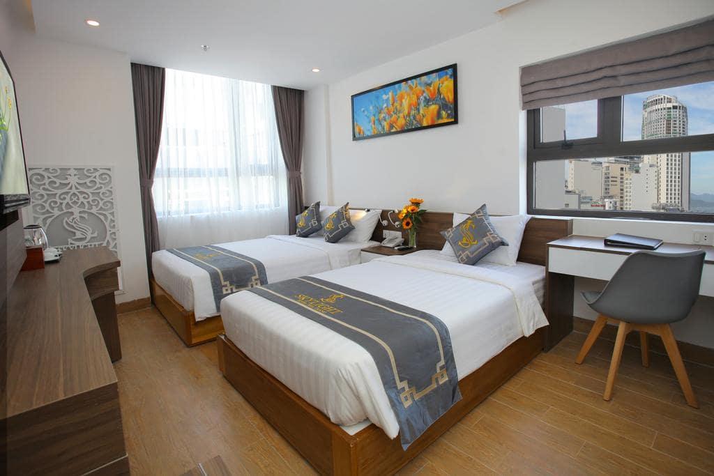 khách sạn 3 sao gần bãi biển nha trang-Skylight Hotel Nha Trang
