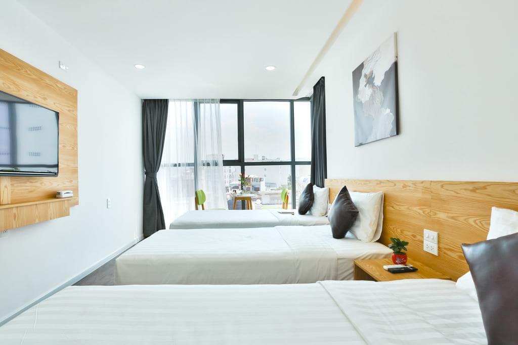 khách sạn 3 sao gần bãi biển nha trang-Larosa Hotel Nha Trang