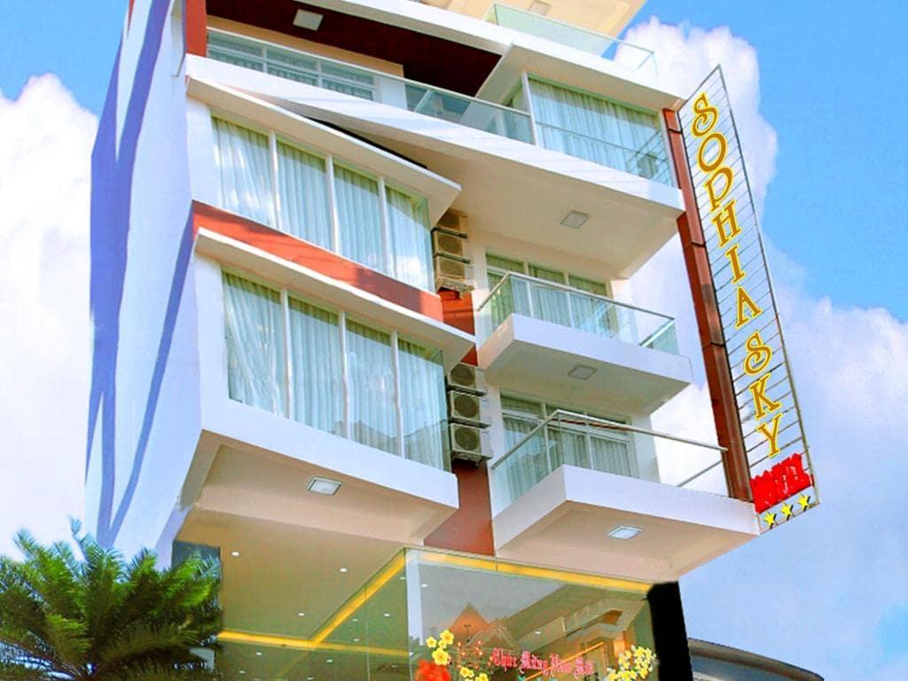 khách sạn 3 sao mặt biển nha trang-Sophia Sky Hotel Nha Trang