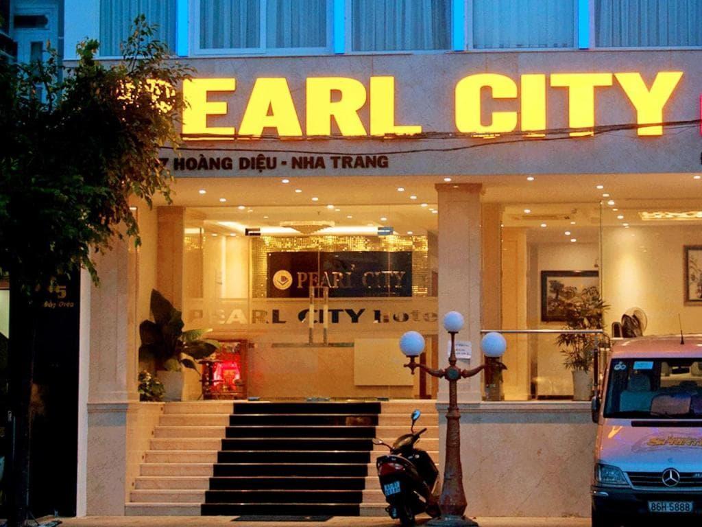 Khách sạn Nha Trang đường Hoàng Diệu