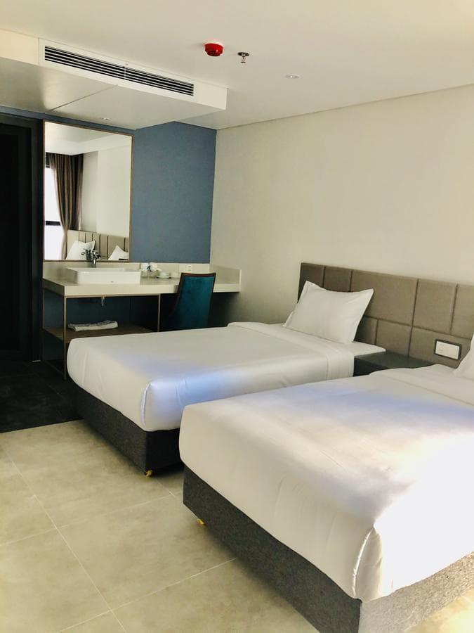 Khách sạn Nha Trang đường Nguyễn Thị Minh Khai