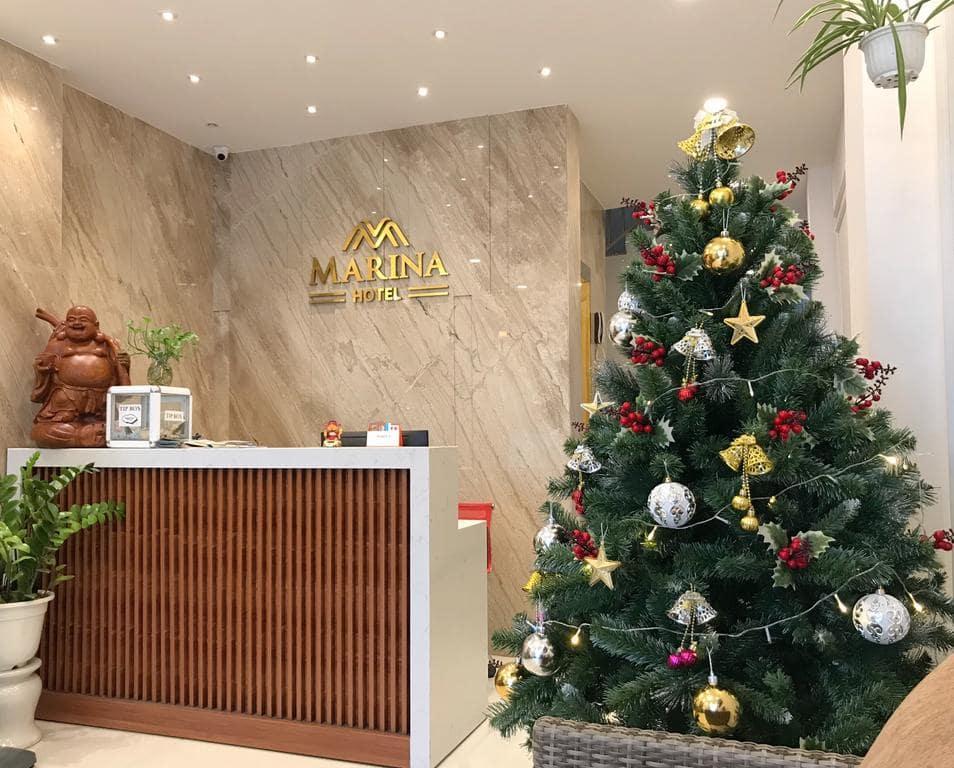 Khách Sạn Gần Bến Xe Nha Trang - Marina Nha Trang Hotel