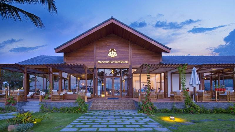 Resort Nha Trang 5 Sao - Merperle Hon Tam Resort Nha Trang