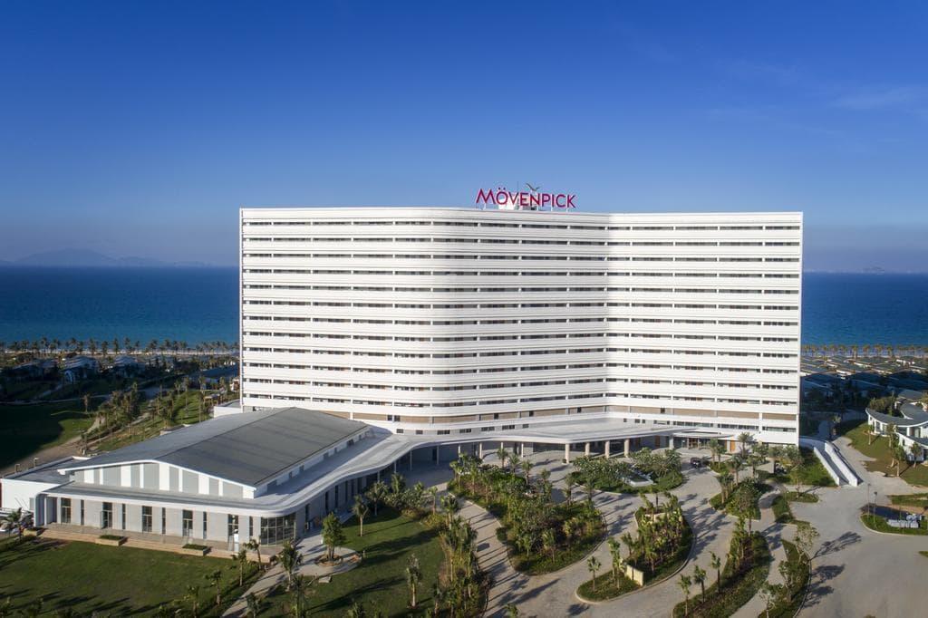 Resort Nha Trang Có Bãi Biển Riêng - Movenpick Resort Cam Ranh Nha Trang