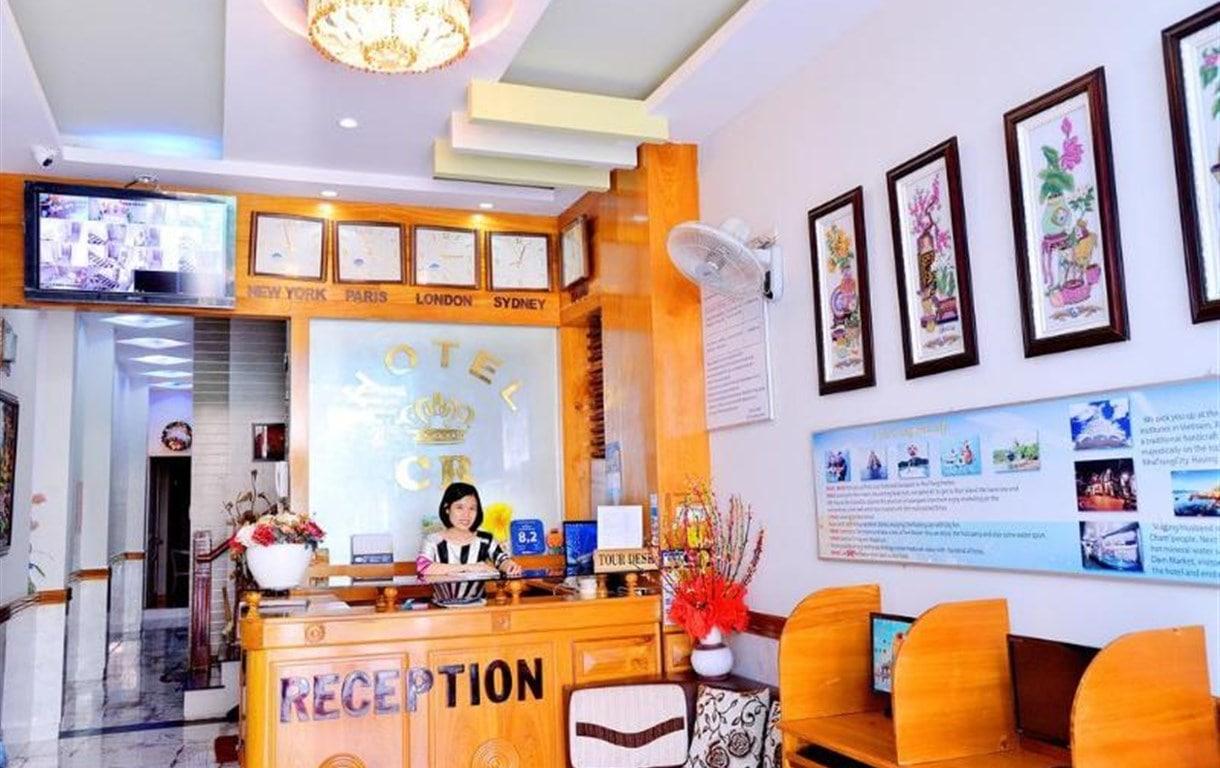 Khách Sạn Gần Bến Xe Nha Trang - Thang Bom Boutique Hotel Nha Trang