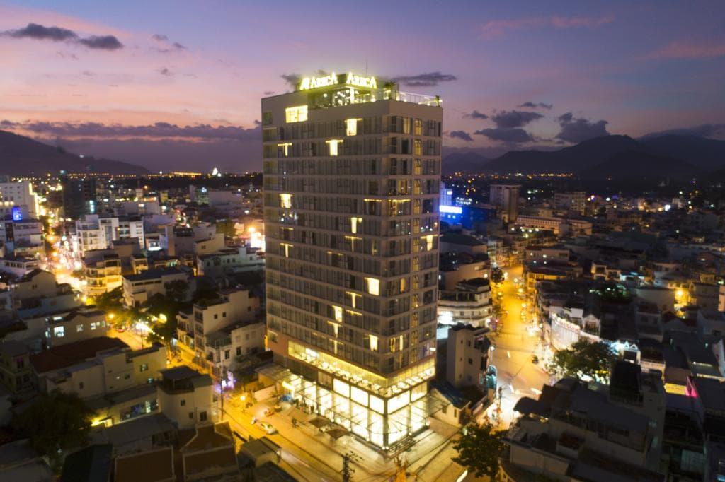 Khách Sạn Nha Trang Gần Biển -Areca Hotel Nha Trang