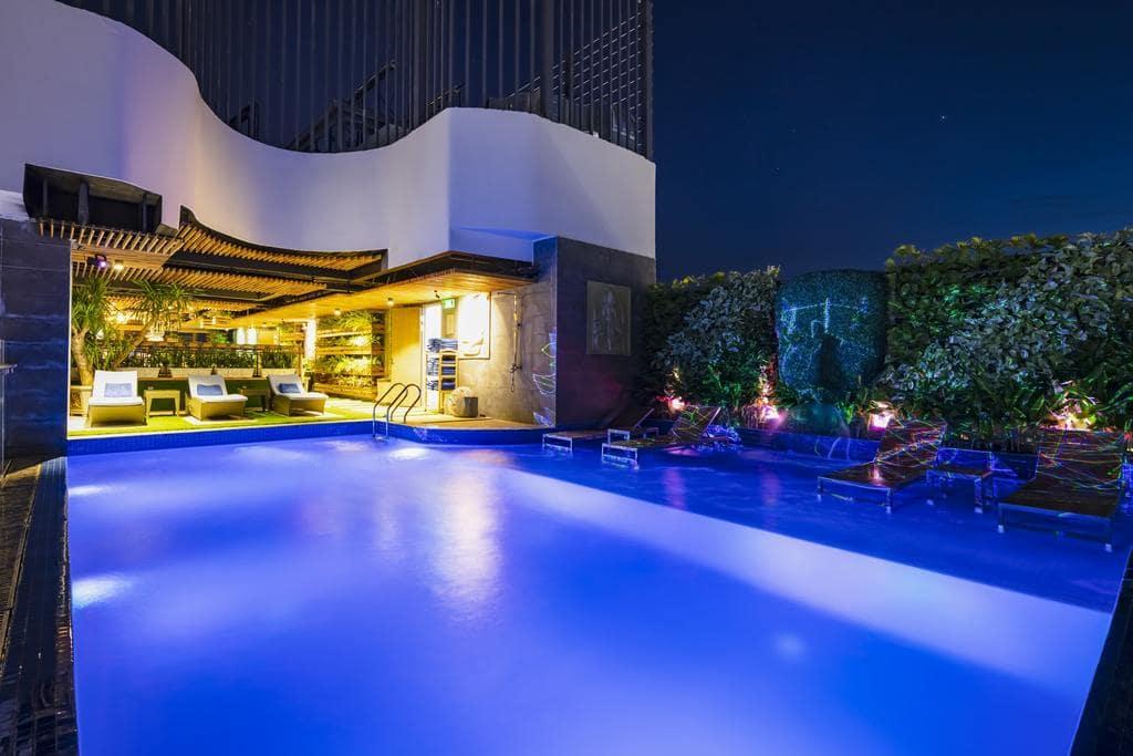 Khách Sạn Nha Trang Gần Quảng Trường - Erica Nha Trang Hotel