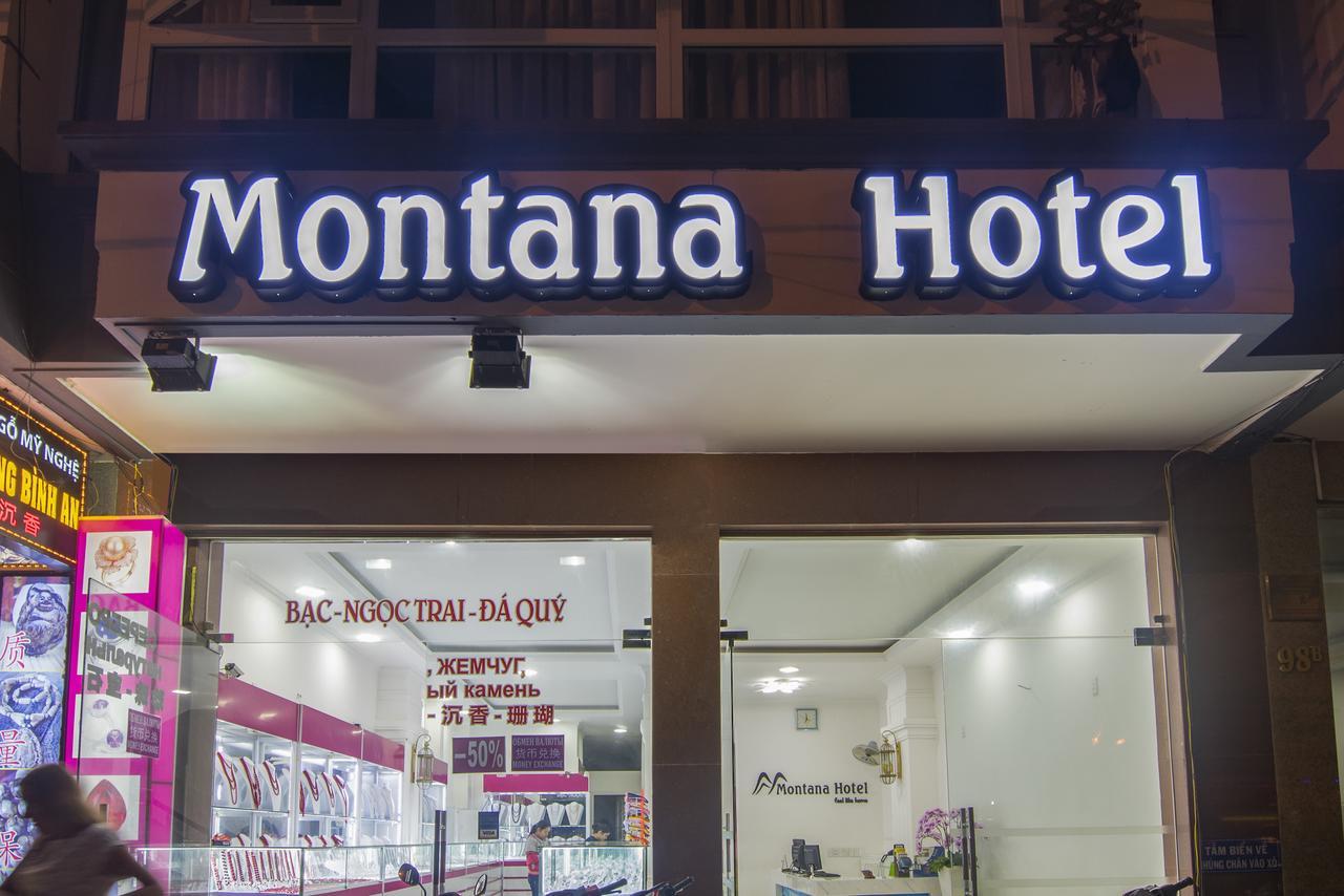 Khách Sạn Nha Trang Mặt Biển - Montana Nha Trang Boutique