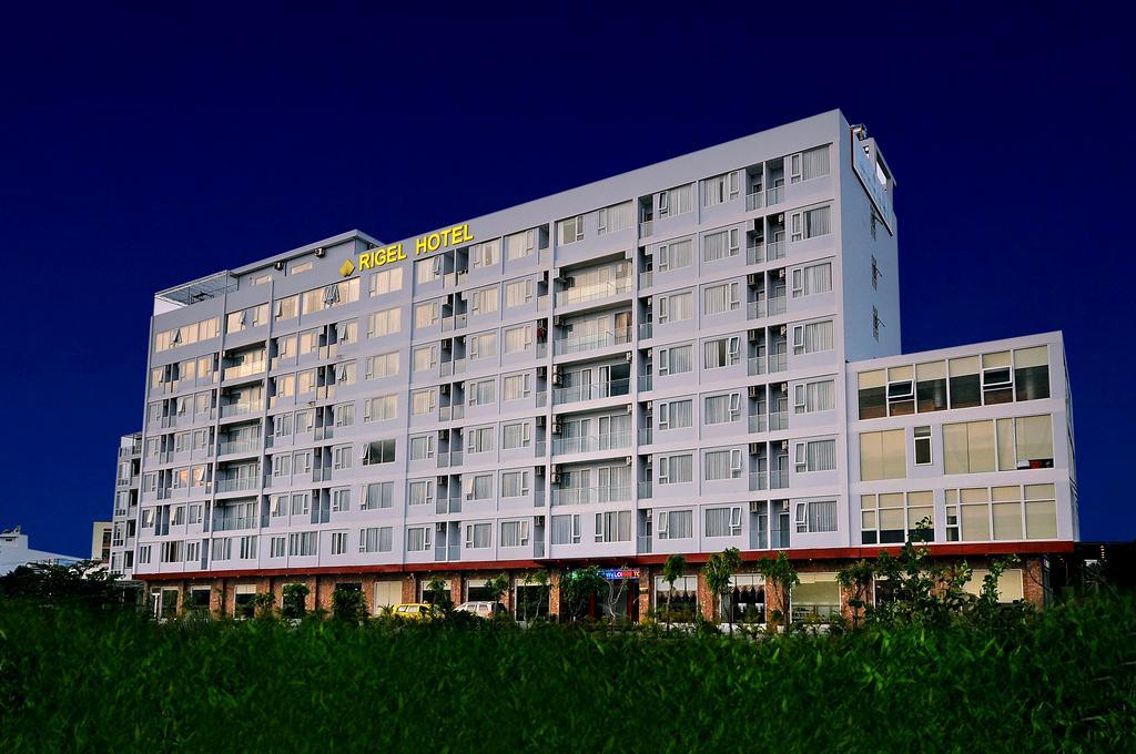 Khách Sạn Nha Trang Gần Quảng Trường - Rigel Hotel Nha Trang