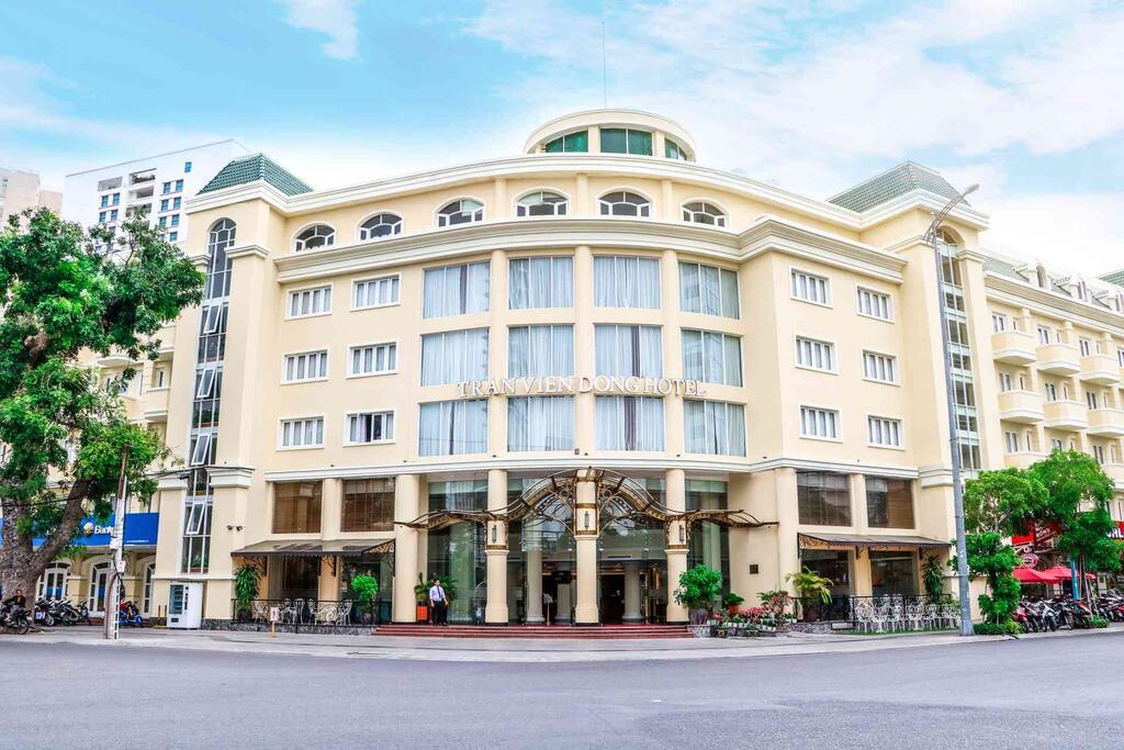 Khách Sạn Nha Trang Gần Quảng Trường - Tran Vien Dong Hotel Nha Trang