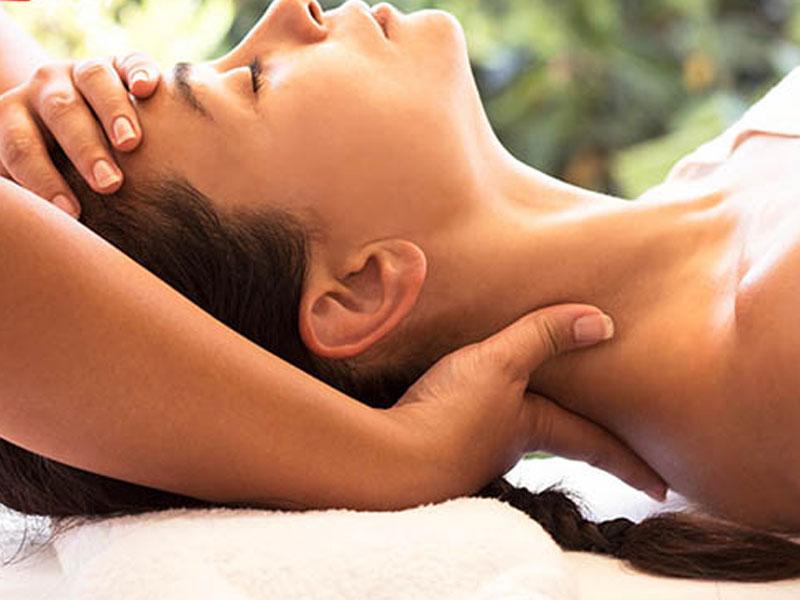 phương pháp massage toàn thân