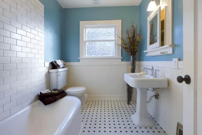 Cách thông cống nhà tắm bị tắc